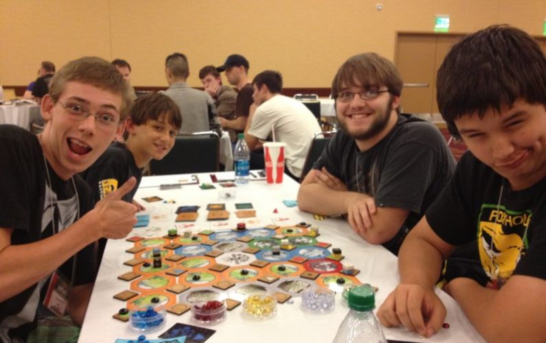 LINEAGE hits the Play Test Hall!